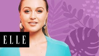 Iskra Lawrence is Unapologetic About Her Curves | Fashion For All | ELLE