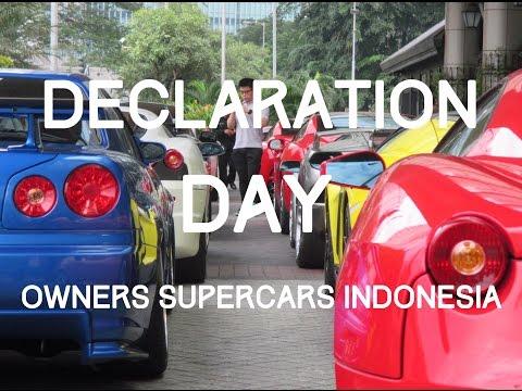 Supercar Spotting In Jakarta