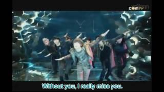 U-Kiss - Without You MV (Dance Version) Eng Sub [Fan-made] [HD]