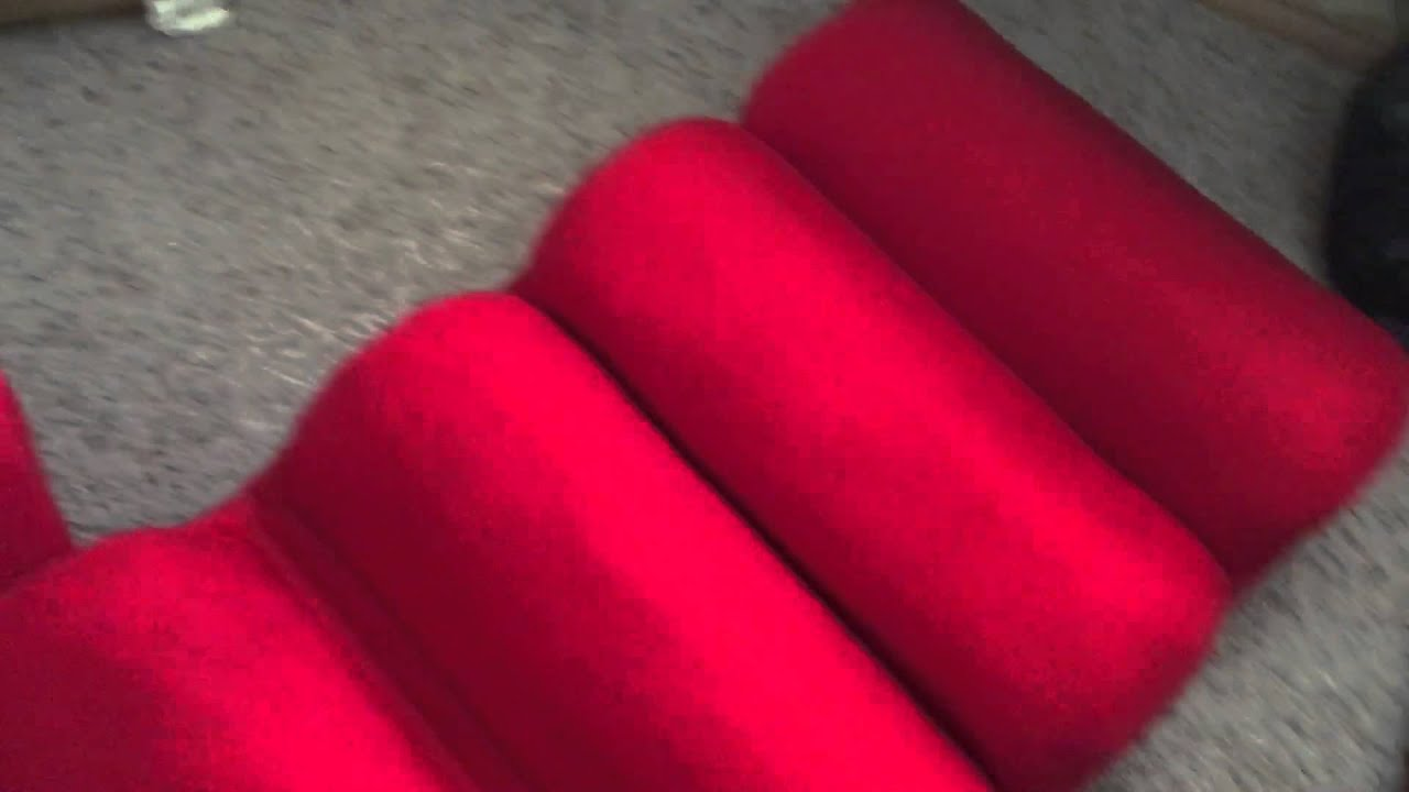 Broken in a Week Merax Relaxing Foldable Lazy Sofa Chair YouTube