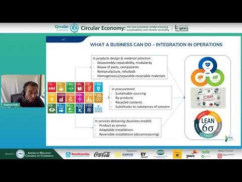 Stephane Arditi    Shaping the Circular Economy Framewor