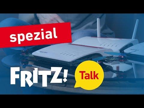 FRITZ! Talk spezial – die neue FRITZ!Box Air mit 5G