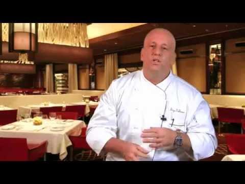 Allegro at Wynn Las Vegas with Executive Chef Enzo Febbraro