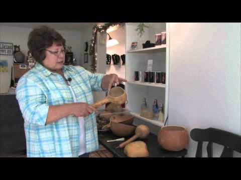 CULTURE KEEPERS: GOURD ART