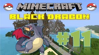 Minecraft: Pixelmon (Игра на сервере #11) - Окаменелый Покемон!