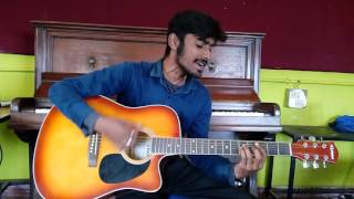 Maalai  varum vennila  Yuvan(Live Mix)  Cover By Sri Slinger