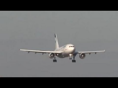 ✈[HD] Some windy Landings at Hamburg