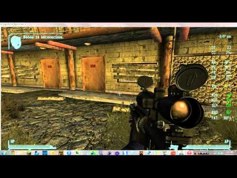 Fallout New Vegas Mod: Slam Sniper's
