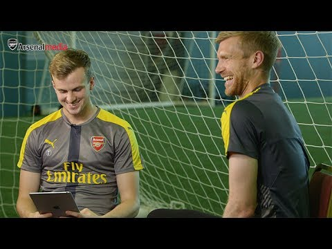 Mertesacker's FA Cup final advice for Holding | One on One