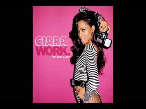 Ciara  - Work (Vogue Mix)