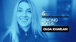 Fencing focus: Olga Kharlan