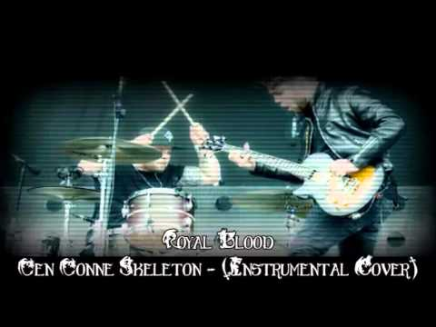 Royal Blood - Ten Tonne Skeleton (Instrumental Cover)