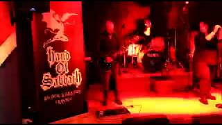 Hand of Sabbath - Mob Rules + Heaven and Hell live @ Madhouse Pub 08-12-18