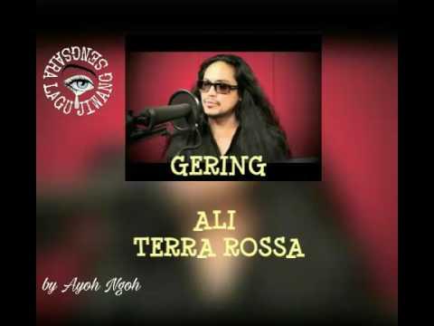 GERING - ALI TERRA ROSSA