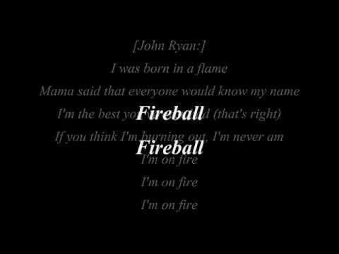 Pitbull Fireball ft John Ryan Lyrics mp3 Download