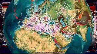 9/30/2018 -- Earthquake activity -- keep watch next several days -- West Pacific to USA West Coast