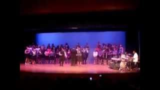 (Bb) Created To Worship: John Lakin & YOAM (Performed By YGB)