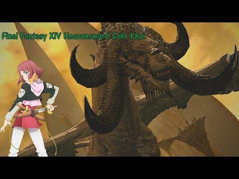Final Fantasy XIV Heavensward Sohr Khai