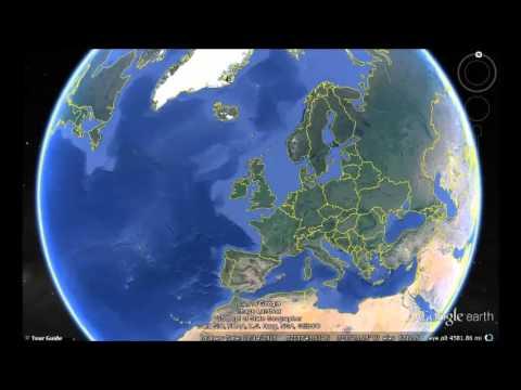 Denmark Google Earth View