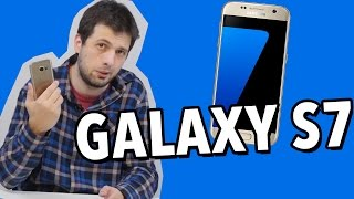 HANDS ON: GALAXY S7 (a tempo!)
