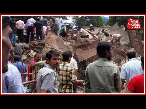Building Collapses In Mumbai, 3 Dead, Over 30 Feared Trapped