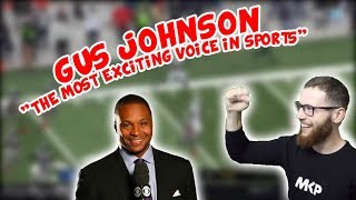 Rugby Player Reacts to GUS JOHNSON