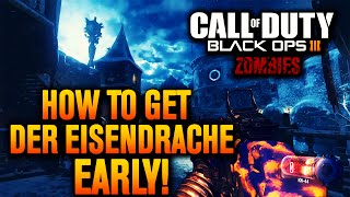 How to DOWNLOAD DER EISENDRACHE EARLY! Black Ops 3 DLC 1 Playable? (Bo3 dlc early download)