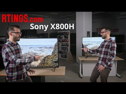 Sony X800H TV Review: Is It Better Than The Sony X800G? (2020)