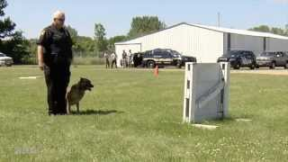 Coon Rapids K-9 Officer Places First At Regional Trials