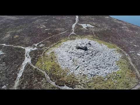 Cronk ny Arrey Laa - Isle of Man by Drone