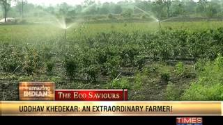 Amazing Indians - Save water, save soil