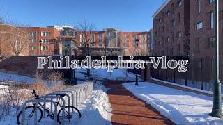 미국 대학원생 vlog | 팀플, 지도교수님과 미팅, …