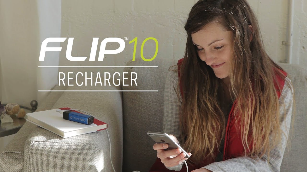 Goal Zero | Flip 10 Portable Recharger