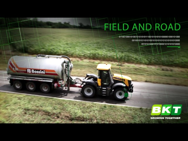 BKT Fast Speed Radial Tires || Agrimax Sirio