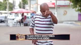 Pegadinhas do João Kléber Show - 10/03/2019