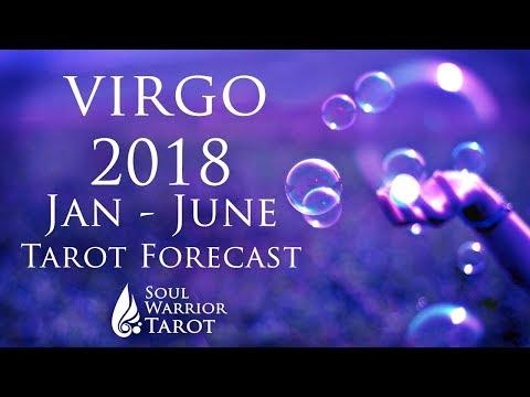 💜 VIRGO 2018 JAN TO JUNE Love, Money & Energy Tarot Forecast Soul Warrior Tarot