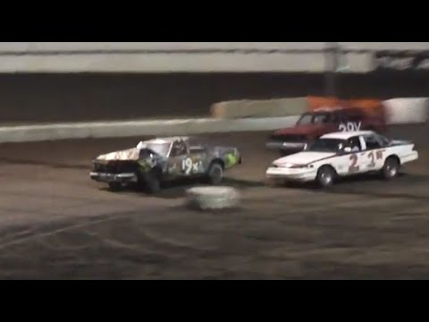 Sycamore Speedway 2010 - Both my Cars Destroyed!!!