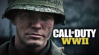 Call of Duty WW2 Story Trailer (NEW)