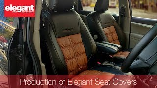 Car Seat Covers Online | Nappa Leather Seat Cover | Production of Car Seat Cover Brands in India