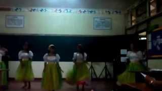 Gaway gaway folk dance