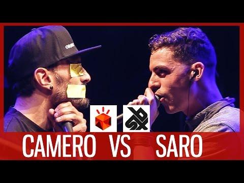 CAMERO vs SARO     Grand Beatbox LOOPSTATION Battle 2017    1/4 Final