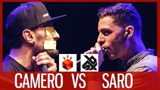 CAMERO vs SARO  |  Grand Beatbox LOOPSTATION Battle 2017  |  1/4 Final