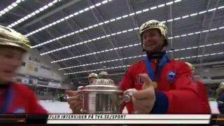 VM -finalen-2013❀Höjdpunkter bandy-från Sverige-Ryssland