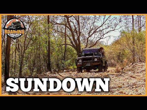 Sundown National Park - 4wd Solo Travel