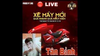 🔴 Live [Garena Free Fire ] Tối Ngày 22 Tháng 9 !!! giải đua moto có 102👆👇👋