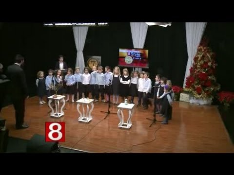 Stage 8 Presents: The Southern Connecticut Hebrew Academy