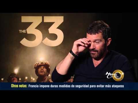VIDEO: Conozca el detrás de cámaras de la película