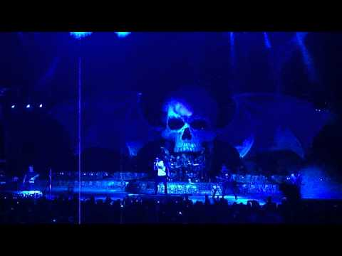 Avenged Sevenfold: Buried Alive (Houston, TX 9/5/11) Uproar Festival 2011