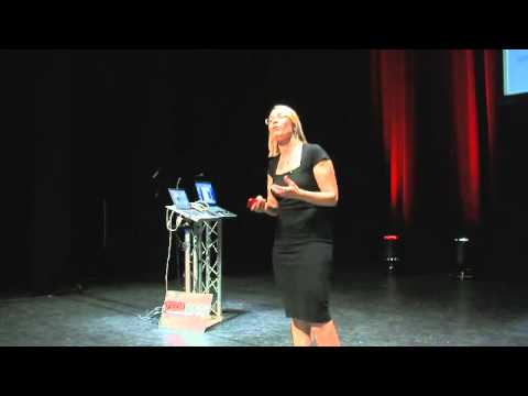 TEDxCardiff - Kelly Page - Rediscovering Friendship
