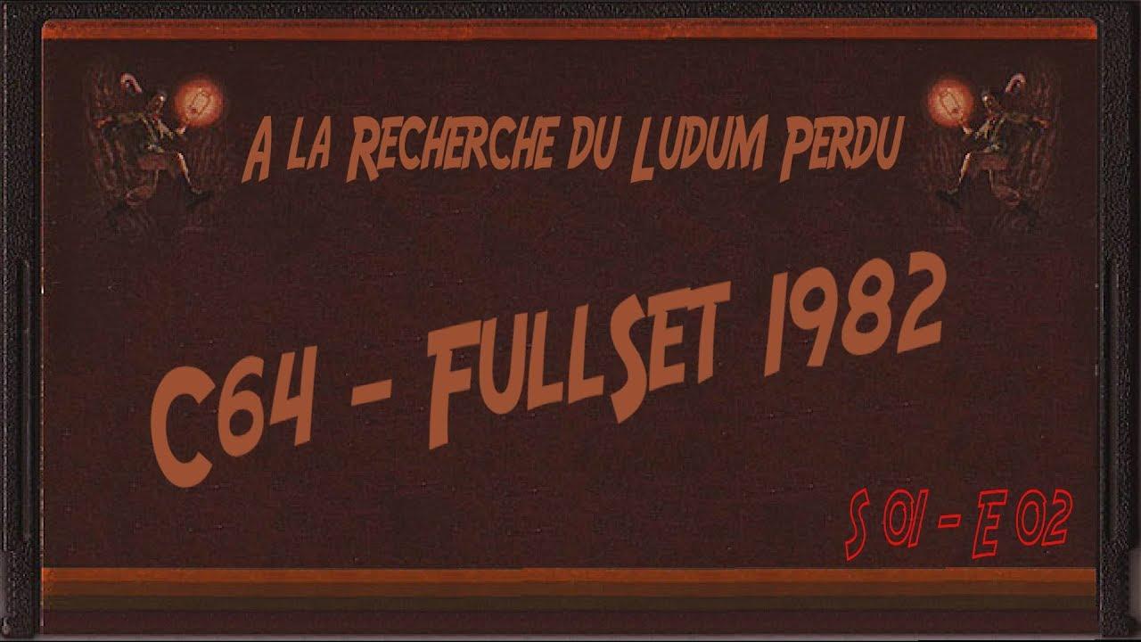 A la Recherche du Ludum Perdu [ C64 | 1982 ]